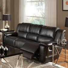 Coaster Leather Sofa Coaster Transitional Motion Sofa With Pillow Arms Review