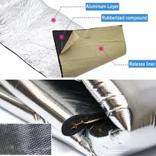 nissan pathfinder heat shield rattle practical heat shield mat car exhaust muffler engine insulation