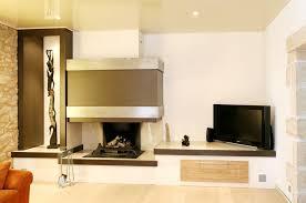 chemin de cuisine photo wig64 info amenager un coin tele en angle cheminee meubles de