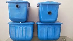 jual grease trap portable youtube