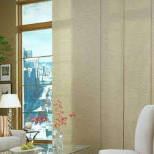 Sliding Panel Curtains Panel Track Blinds Blinds The Home Depot
