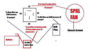 4 wire relay diagram wiring diagram byblank
