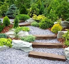 blue slate chipping garden paths garden gravel gardens