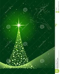 vertical gre background with christmas tree and re stock images