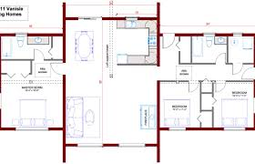 ranch house floor plans open plan floor plan for sq ft house in kerala ranch style plans small