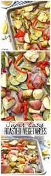 How To Make Roasted Vegetables by Super Easy Roasted Vegetables The Cookie Rookie