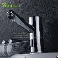 Faucet Water Saver Active Infrared Sensor Faucet Saving Water Tap Kitchen Page 1