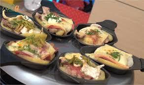 idee recette cuisine recette raclette en vidéo