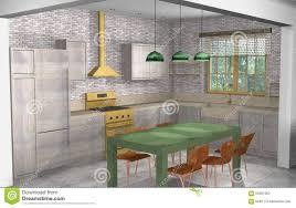 Rustic Modern Living Room by Industrial Rustic Modern Living Room With Office And Open