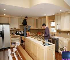Recessed Kitchen Cabinets Best Recessed Lighting In Kitchen About Interior Remodel Ideas