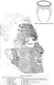 tribal meanings designs and history maori maori