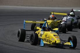 formula mazda kaylen debuts k rex racing