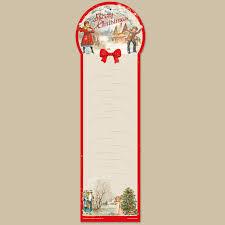 christmas card holder mamelok papercraft embossed diecut