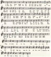Kentucky travel songs images Singing a new song stephen foster and the new american minstrelsy jpg
