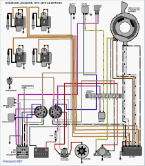 evinrude ignition switch wiring diagram kwikpik me