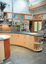 Modern Maple Kitchen Cabinets Custom Maple Ktichen Seattle