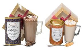 hot chocolate gift set hot chocolate gift set groupon