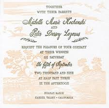 wedding invitations for friends what are some wedding invitation card wordings to give it to