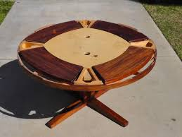 Round Table Dining by Amazing Expandable Round Dining Table Plans Home Design By John
