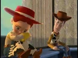 toy story 2 woody jessie cena fandublada