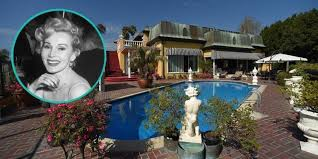 zsa zsa gabor s bel air mansion youtube zsa zsa gabor bel air home zsa zsa gabor mansion