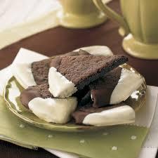 dark chocolate espresso shortbread recipe myrecipes