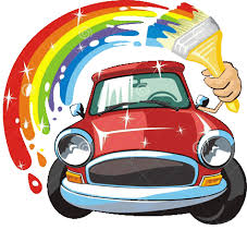 car paint repair kit