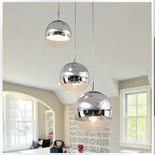 Glass Kitchen Light Fixtures Aliexpress Buy Modern Tom Dixon Mirror Glass Pendant