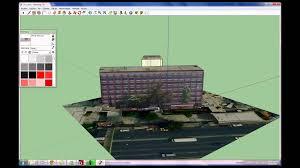 importar modelo 3d a google earth youtube