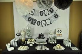 40th birthday decorations 40th birthday decorations for men exceptional 40th birthday