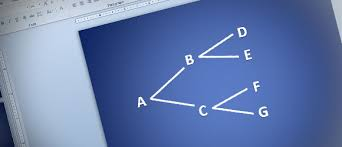 tree diagram in powerpoint 2010 using shapes