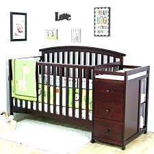 Baby Cribs With Changing Table Attached Baby Cribs With Changing Table Attached Cherry Wood Crib Sets