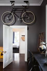 Dark Walls Decordots Modern Dining Room Lack Table And Chairs Warm Grey Dark