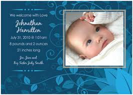 traditional versus contemporary birth announcements invitations