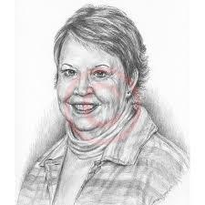 custom pencil drawings and portraits by kelli swan pet portraits