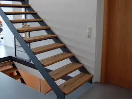 stahl holz treppe treppen traumtreppen