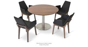 eiffel arm wood hotel wood arm chair sohoconcept