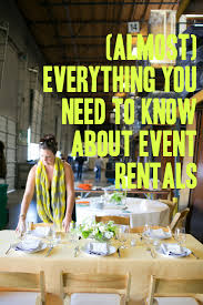 party rental companies almost everything you need to about party rentals a