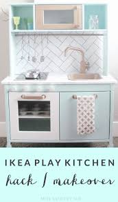 cuisine duktig ikea ikea play kitchen makeover miss sue playroom