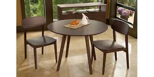 42 Dining Table Currant 42 Dining Tableblack Walnut Greenington Bamboo