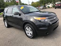 Ford Explorer Headlights - pre owned 2013 ford explorer base sport utility in tallahassee
