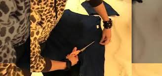 how to turn a dress shirt into a halter top ivo hoogveld