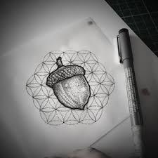 237 best tattoo inspirations images on pinterest tatoos acorn