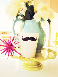 kandeej com diy craft u0026 gift idea mustache mug