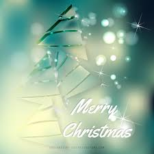 yellow turquoise christmas tree background image 123freevectors