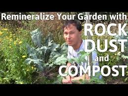 Rock Dust Gardening Remineralize Your Garden Soil With Rock Dust Compost