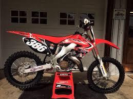 cr250 cr125 restyle kit finally woohoo 2002 2007 w 2015 update