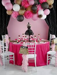 cheetah print party supplies go glam with this pink and leopard print party theme cheetah