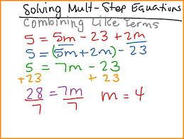 4 solve multi step equations media resumed