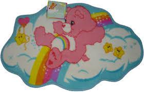 care bears baby bath rug kids rugs